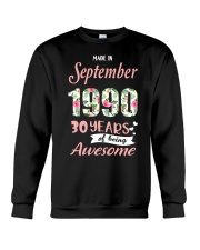 September Girl - Special Edition Crewneck Sweatshirt tile