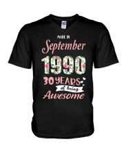 September Girl - Special Edition V-Neck T-Shirt tile