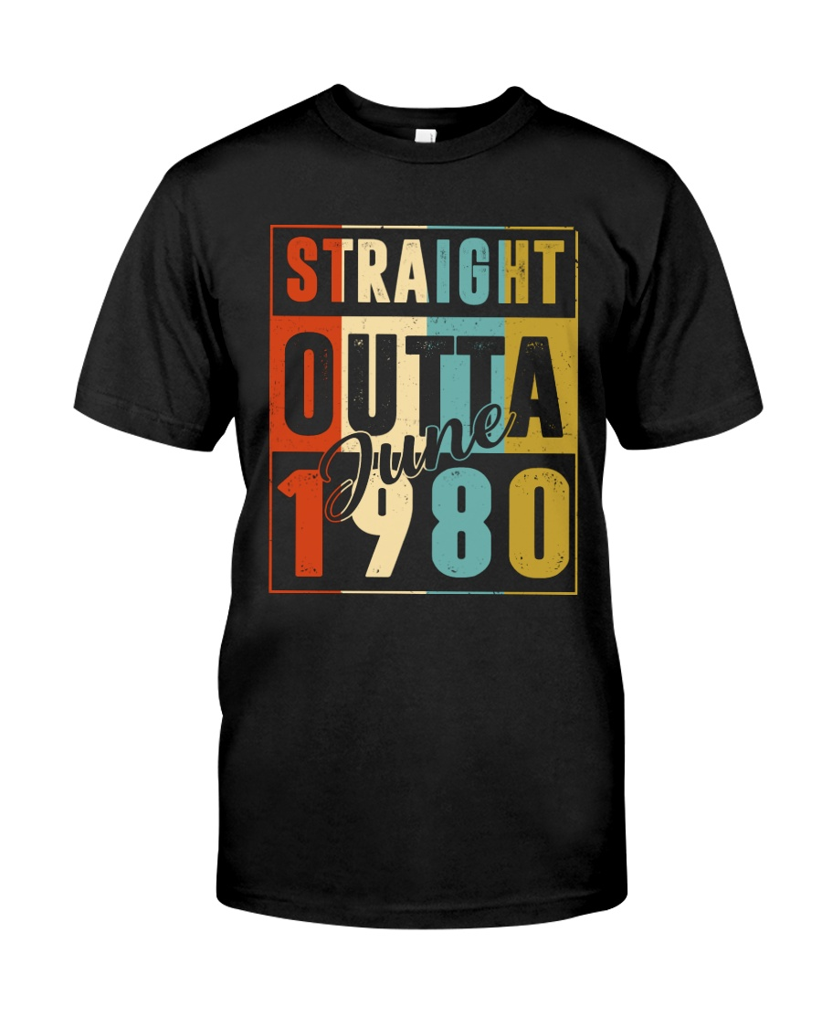 June 1980 - Special Edition Classic T-Shirt