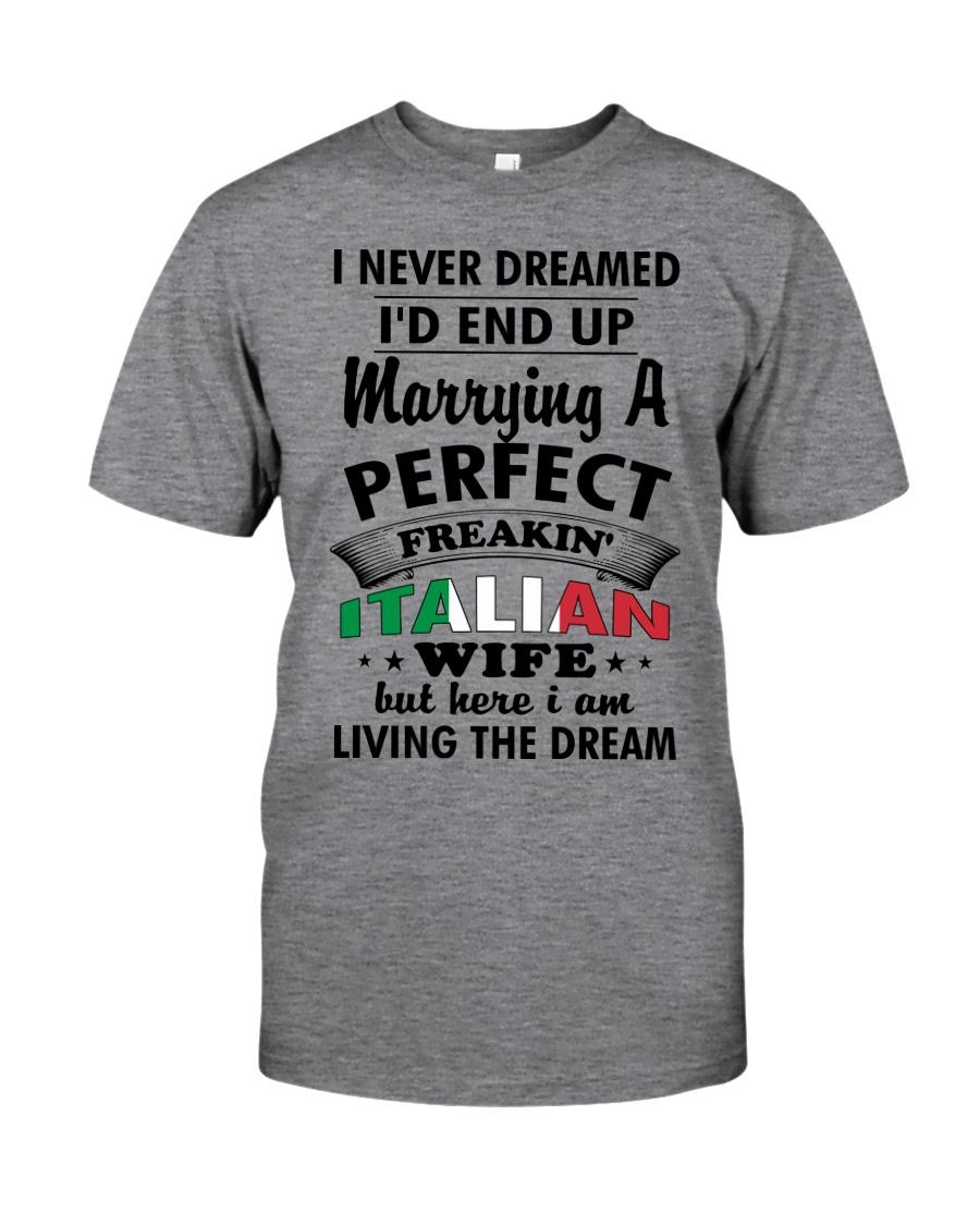Italian Wife Classic T-Shirt