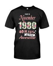November Girl - Special Edition Classic T-Shirt thumbnail