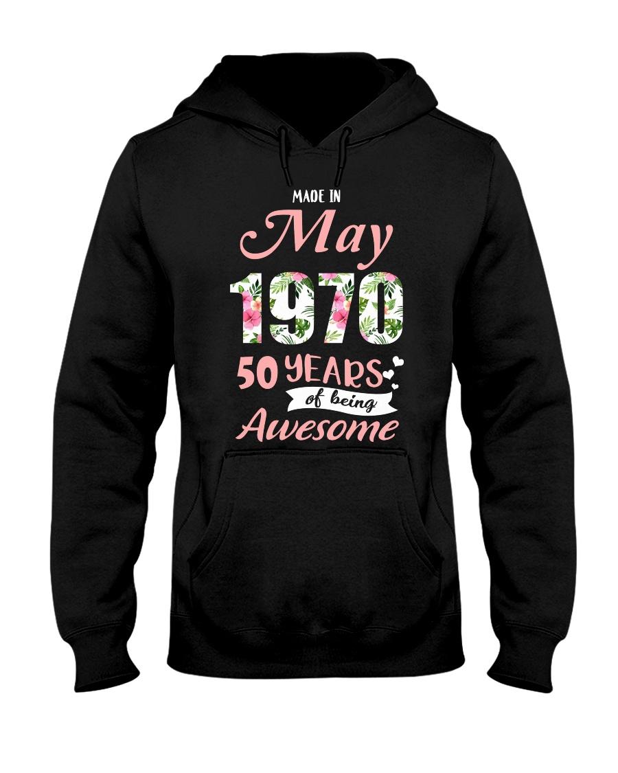 May Girl - Special Edition Hooded Sweatshirt
