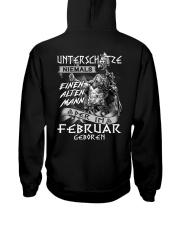 Februar Hooded Sweatshirt thumbnail