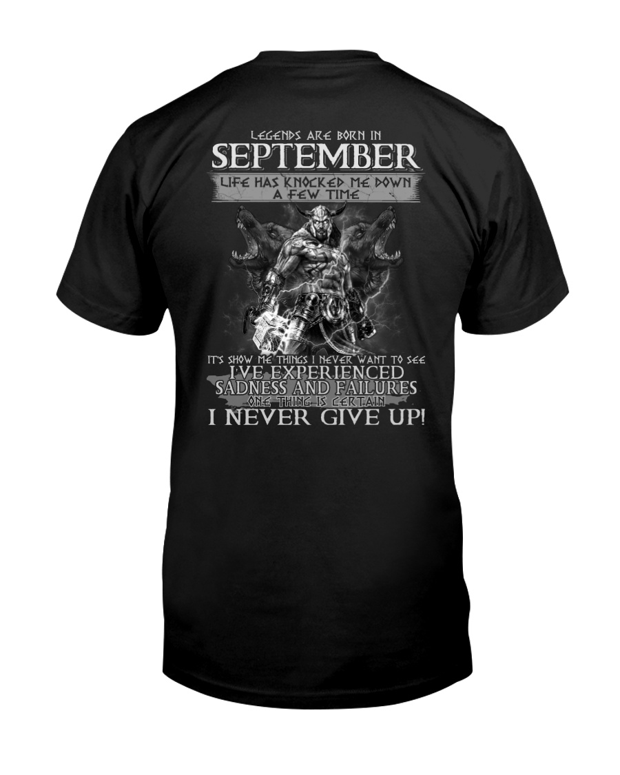 September Man - Special Edition Classic T-Shirt