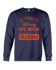 Evil Queen Is My Grandma Crewneck Sweatshirt thumbnail