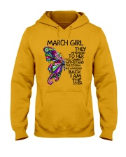 March Girl - Special Edition Hooded Sweatshirt thumbnail