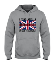 Living With A British Hooded Sweatshirt thumbnail