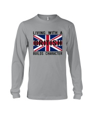 Living With A British Long Sleeve Tee thumbnail