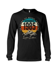 September 1985 - Special Edition Long Sleeve Tee thumbnail