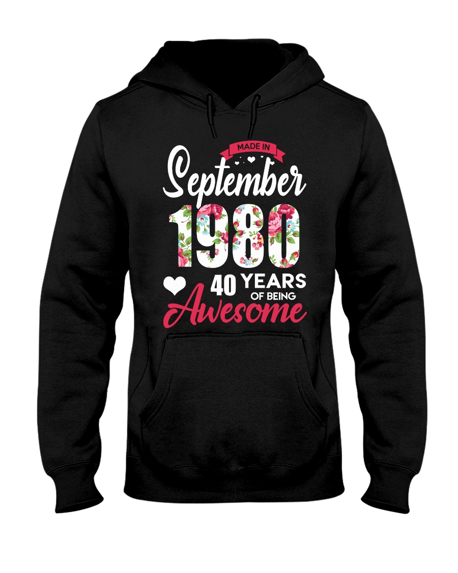 September Girl - Special Edition Hooded Sweatshirt