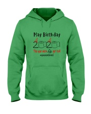 May Birthday 2020 Hooded Sweatshirt thumbnail
