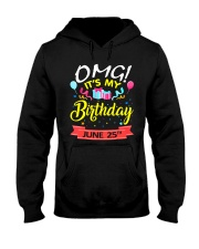June 25th Hooded Sweatshirt tile
