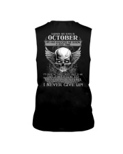 October Man - Special Edition Sleeveless Tee thumbnail