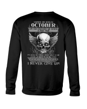 October Man - Special Edition Crewneck Sweatshirt thumbnail