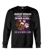 August Woman - Special Edition Crewneck Sweatshirt thumbnail