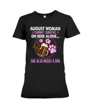 August Woman - Special Edition Premium Fit Ladies Tee thumbnail
