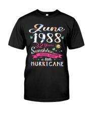 June 1988 - Special Edition Classic T-Shirt front
