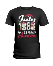 July 1988 - Special Edition Ladies T-Shirt thumbnail