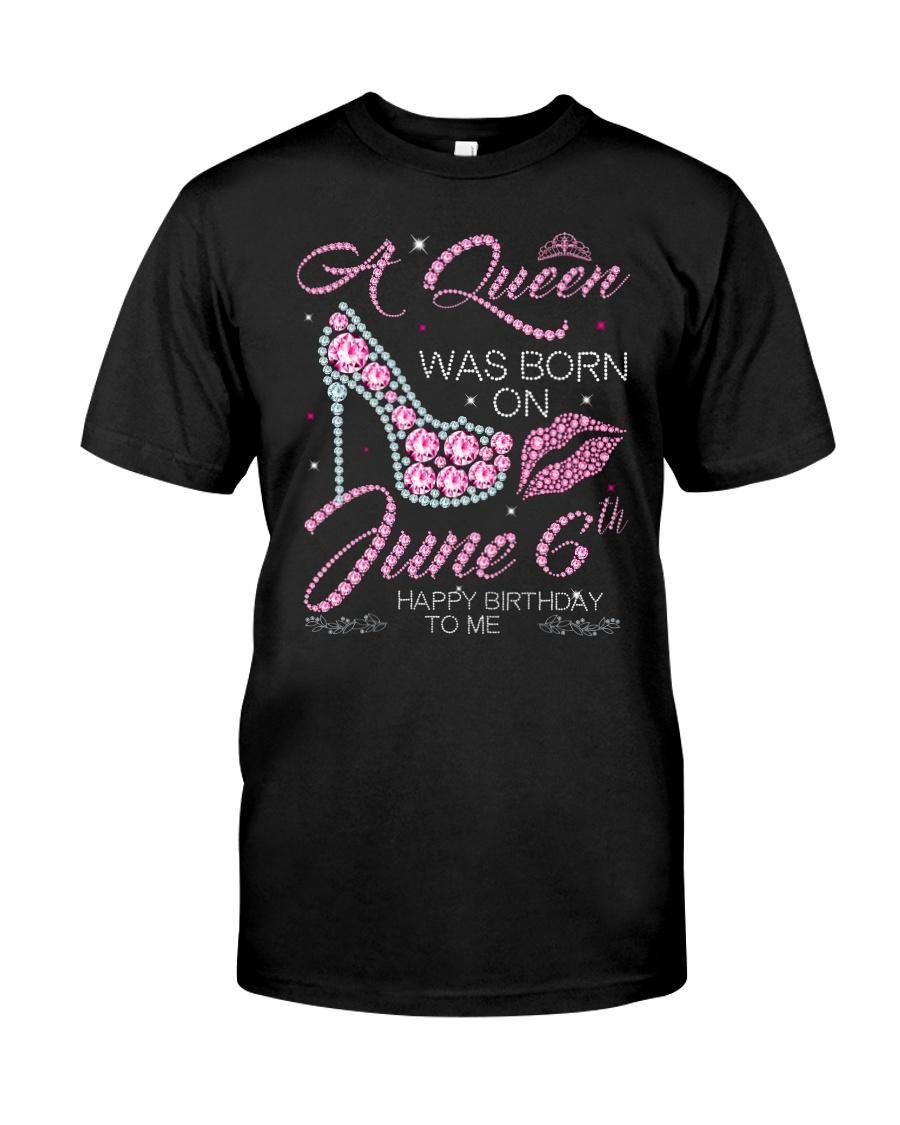 June 6th Classic T-Shirt