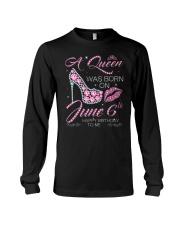 June 6th Long Sleeve Tee thumbnail