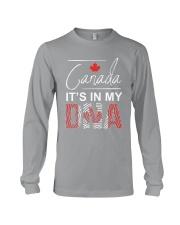Canada - It's In My DNA Long Sleeve Tee thumbnail