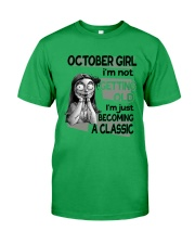 October Girl - Special Edition Classic T-Shirt tile