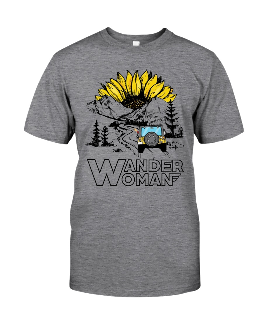 Wander Woman - Special Edition Classic T-Shirt