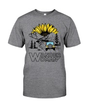 Wander Woman - Special Edition Classic T-Shirt front
