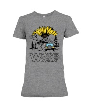 Wander Woman - Special Edition Premium Fit Ladies Tee thumbnail