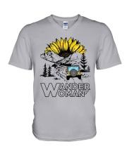 Wander Woman - Special Edition V-Neck T-Shirt thumbnail