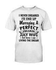 July Wife Classic T-Shirt thumbnail