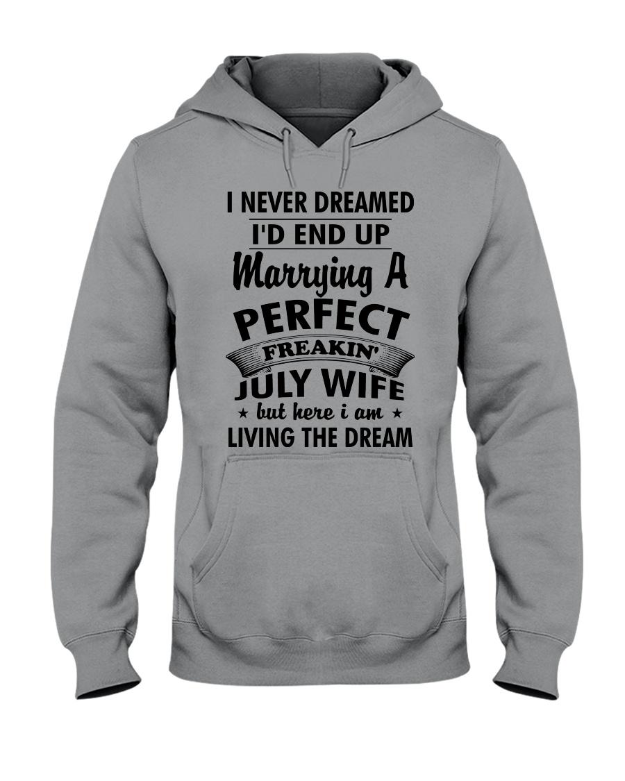 July Wife Hooded Sweatshirt