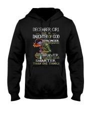 December Girl - Special Edition Hooded Sweatshirt thumbnail