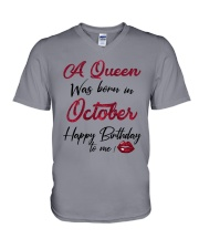 October Girl - Special Edition V-Neck T-Shirt tile