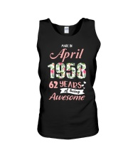 April Girl - Special Edition Unisex Tank thumbnail