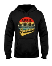 April 1960 - Special Edition Hooded Sweatshirt thumbnail
