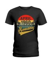 April 1960 - Special Edition Ladies T-Shirt thumbnail