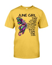 June Girl - Special Edition Classic T-Shirt front
