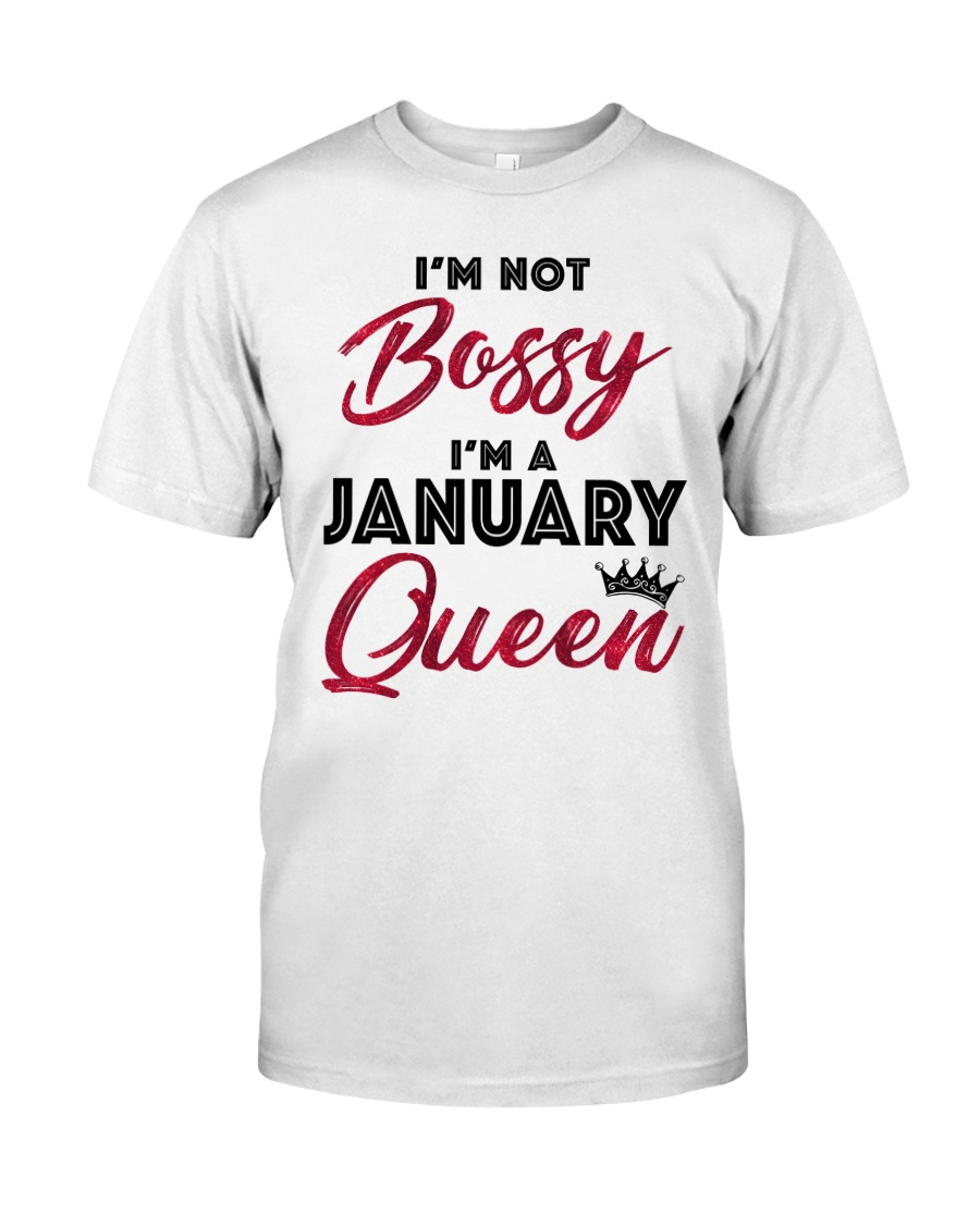 January Queen - Special Edition Classic T-Shirt