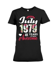 July 1979 - Special Edition Premium Fit Ladies Tee thumbnail