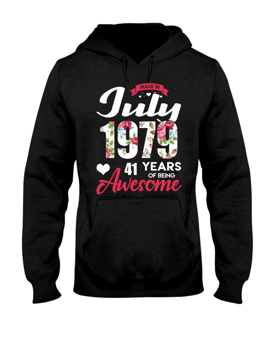 July 1979 - Special Edition Hooded Sweatshirt