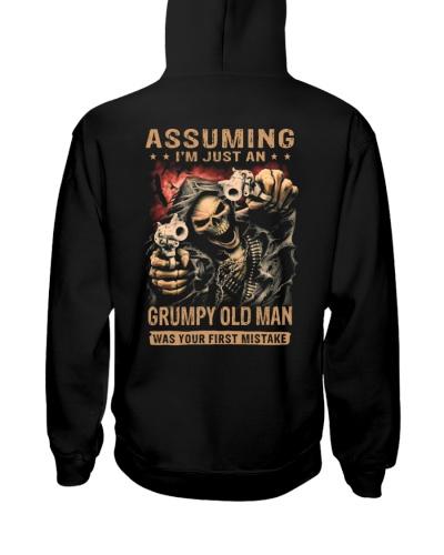 Grumpy Old Man - Limited Edition