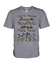 Grandma Fifties - Special Edition V-Neck T-Shirt thumbnail