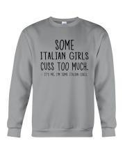 Italian Girl - Special Edition Crewneck Sweatshirt thumbnail