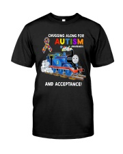 Autism Awareness - Special Edition Classic T-Shirt front