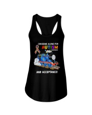 Autism Awareness - Special Edition Ladies Flowy Tank thumbnail