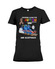 Autism Awareness - Special Edition Premium Fit Ladies Tee thumbnail