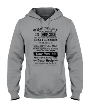 Crazy Grandpa - Special Edition Hooded Sweatshirt thumbnail