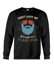 I'm A Beardiful Crewneck Sweatshirt thumbnail