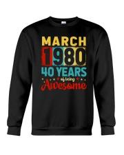 March 1980 - Special Edition Crewneck Sweatshirt thumbnail